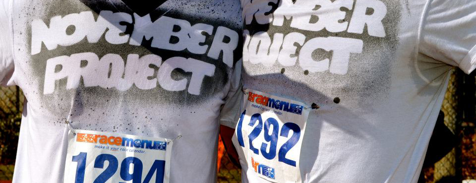 November Project T-shirts