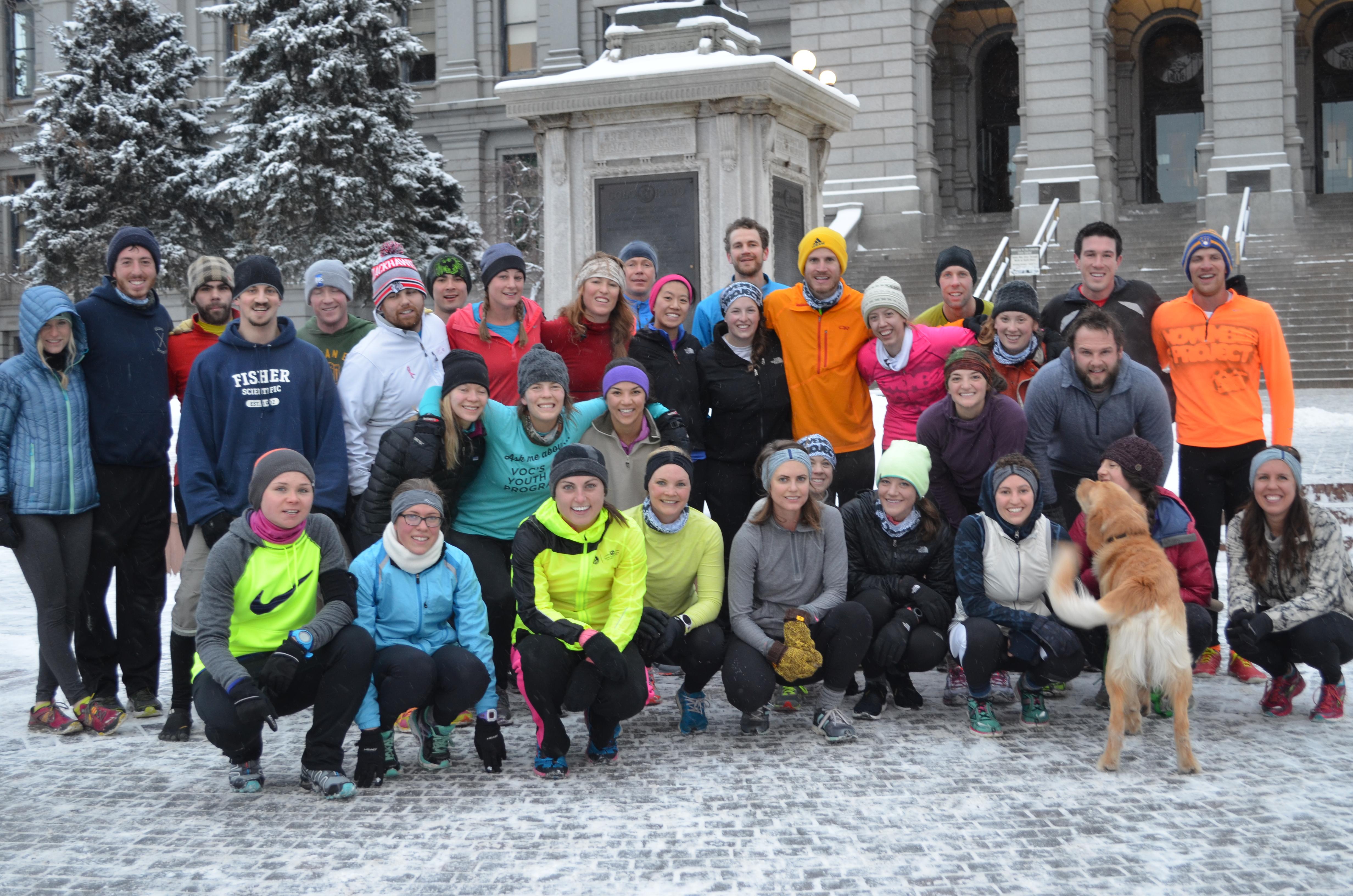 November Project Denver - 615 Group