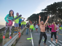 NPSF Almost Better At Cheering For Runners Than They Are At Racing