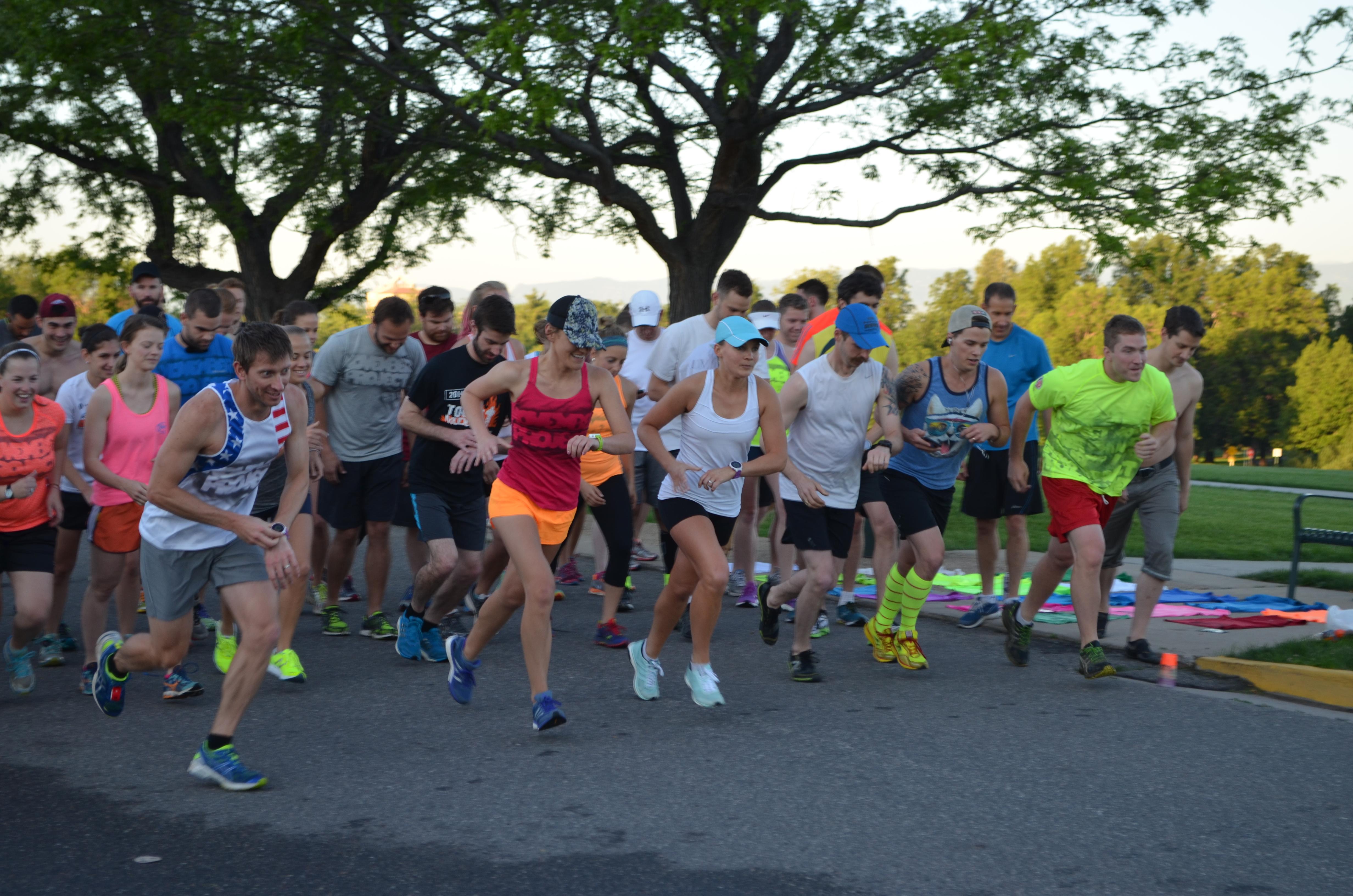 NP5280 6K Race Start