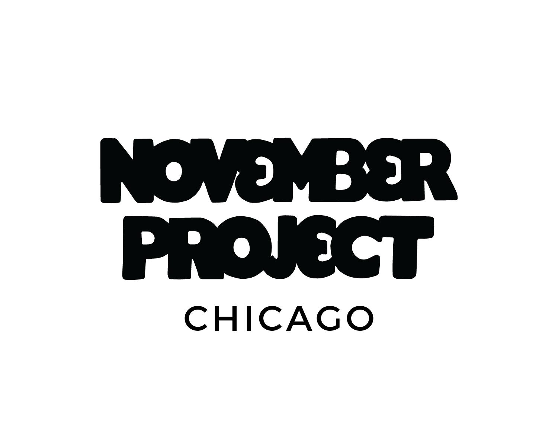 November Project Chicago city logo